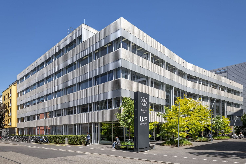 Glasfassade UZB, Basel
